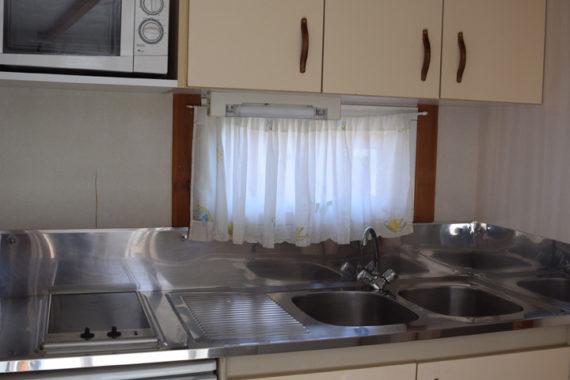 Bungalows (cocina)