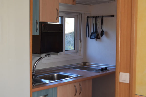 Mobil-Home (cocina)