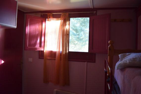 Vagón de tren (habitación)
